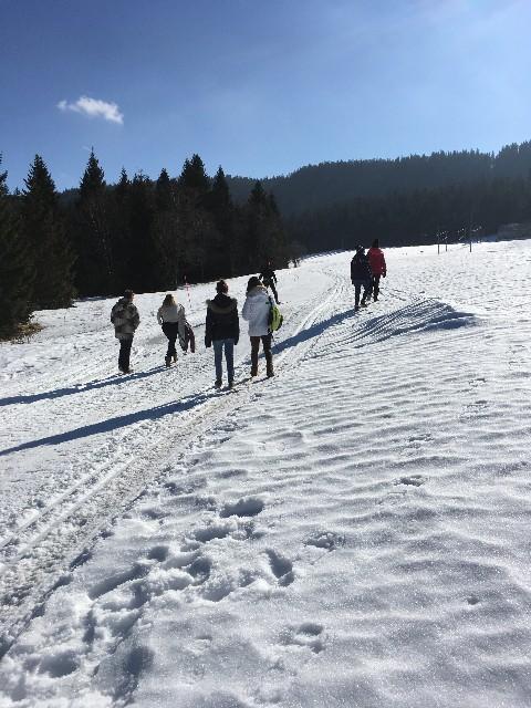 week-end Bellefontaine randonnée aux lacs